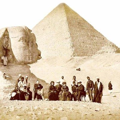 Pyramids of giza history