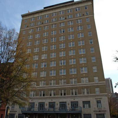 Historic hotels in birmingham al usa today for Oldest hotels in america
