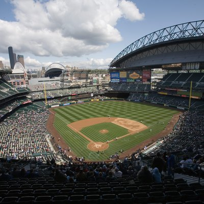 Images Related To Safeco Field