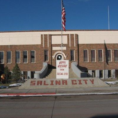 City Hall Salina Utah United States