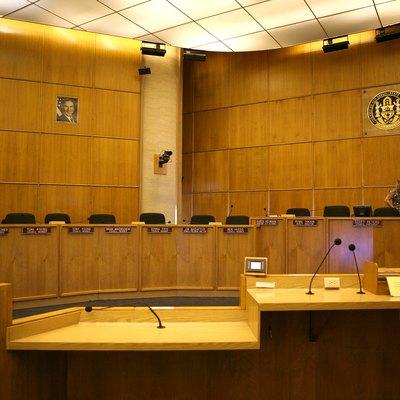 W:San Diego City Council Chambers