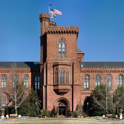 The Smithsonian Building In Washington D C United States Edit Of Wikipedia Image Jpg To Reduce Luminance Noise Sky