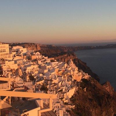 Http Traveltips Usatoday Com Travel Santorini Greece  Html