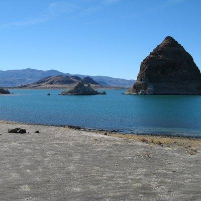 Camping At Pyramid Lake In Nevada Usa Today