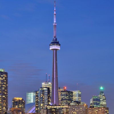 Famous Towers In Canada USA Today - 15 famous landmarks totally different perspective