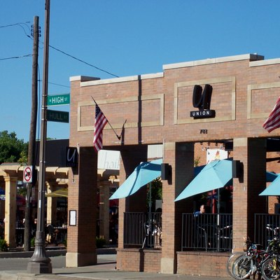 Patios In The Short North