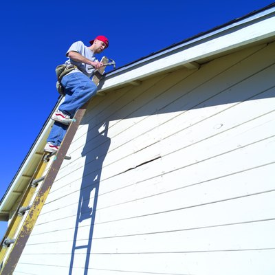 Sellers occasionally set aside funds to pay for roof repairs required in the sales contract.