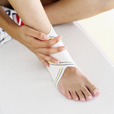 Whom should you go to with a foot injury?