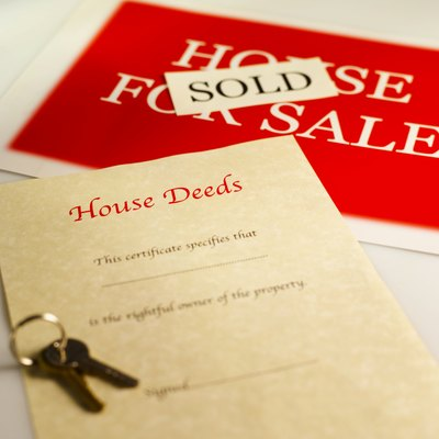 Real estate deeds are legally binding contracts.
