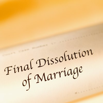 Ending the marriage may not end your spouse's claim on your money.