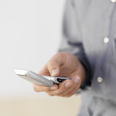 Breaking a cell phone contract can be risky for your credit rating.