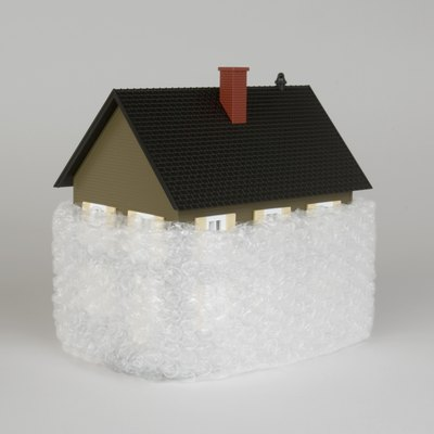 Insulating your house saves energy and might mean a lower tax bill.