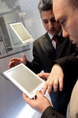 The Kindle is an e-reader, a portable device for reading e-books.