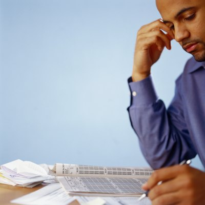 You must use the proper form to deduct business expenses related to a partnership.