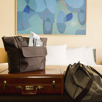 Overnight lodging is one of your deductions for business travel.