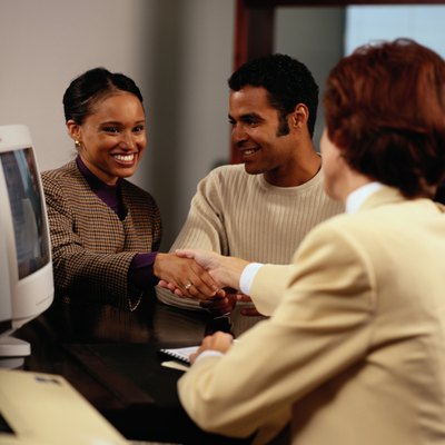 The trust officer implements the trust and maintains a relationship with trust clients.