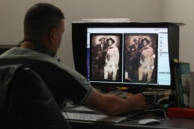 Photoshop revolutionized the work of restoring vintage photographs.