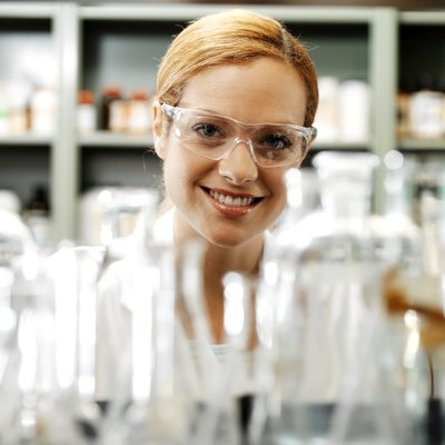 Lab techs work in research facilities, medical centers and academia.