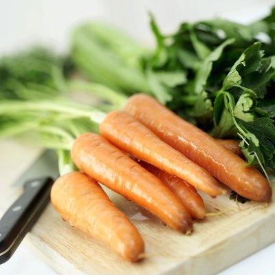 Although they have a subtle sweet taste, carrots are still considered veggies.