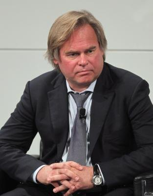 Eugene Kaspersky is the CEO of Kaspersky Labs.
