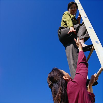 Make a plan to climb the corporate ladder.