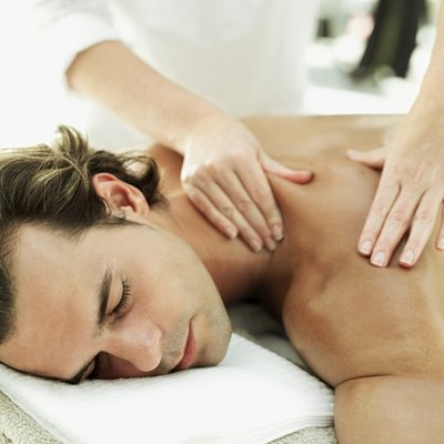 Massage therapists have several options if they wish to be self-employed.