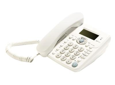 Calls are easily forwarded from a landline to a cellphone.
