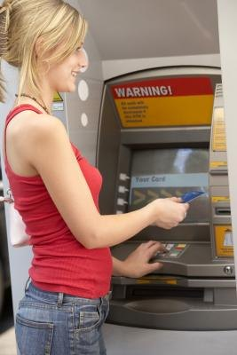 Checking accounts allow ATM withdrawals.