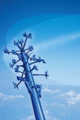 You don't need to stand underneath a cell phone tower to boost your phone's signal.