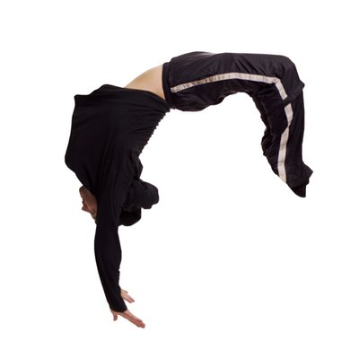 Tumbling effectively engages the abdominal muscles.