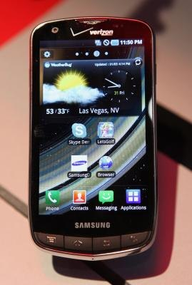 Samsung can help you determine the model of your cellphone.