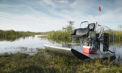 Airboat Tours in Georgia