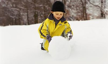 Activity Games for a Snow Day