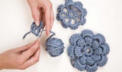 How to Attach Crochet Edging to Fabric