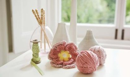 How to Start a Crochet Circle