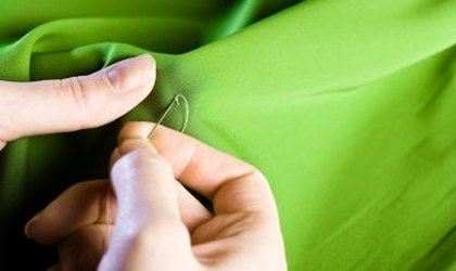 How to Close a Stitch in Sewing