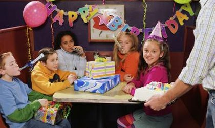 Locations for a Preteen Birthday Party in Chicago
