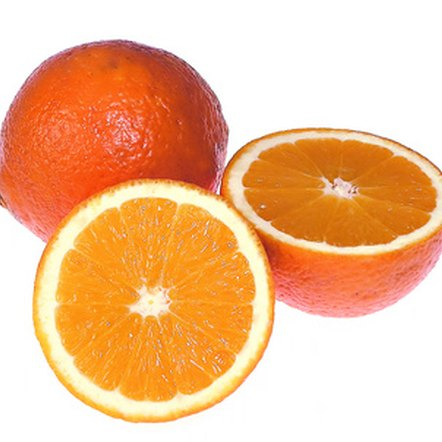 Oranges provide nutrition and health benefits.