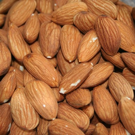 Almonds can be a weight-loss food.