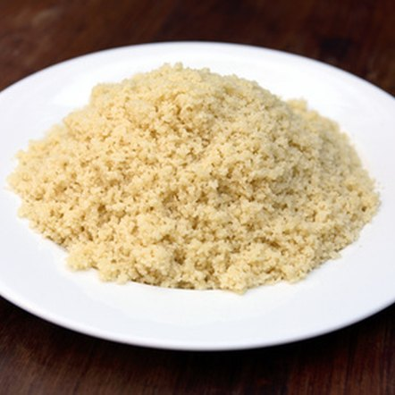 Couscous is one of the fastest cooking grains.