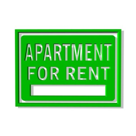 Contact the landlord to schedule a showing of the house you'd like to rent.