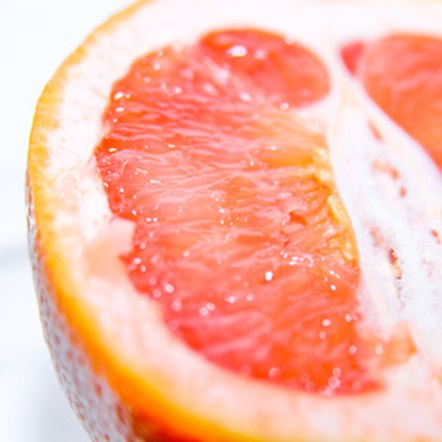 Grapefruit may interfere with your body's ability to metabolize some medications.