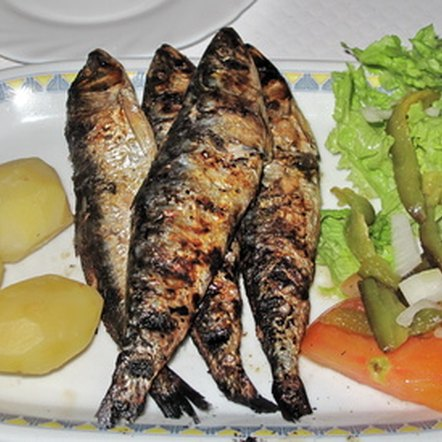 Sardines and herrings are rich sources of omega-3 fatty acids.