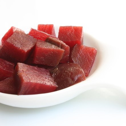Canned beets are versatile and nutritious.