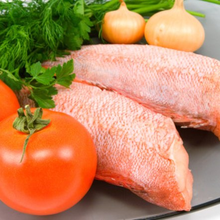 Fish is a healthy, lean protein.