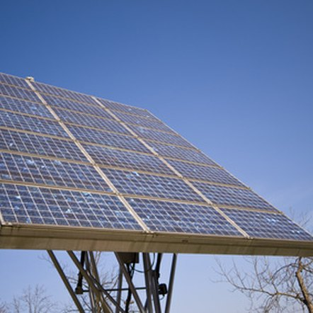 Installation of solar panels qualifies for a federal tax deduction.