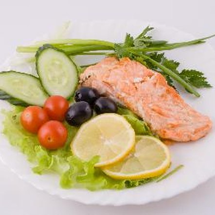 Eat fish two to three times a week to reap its many health benefits.