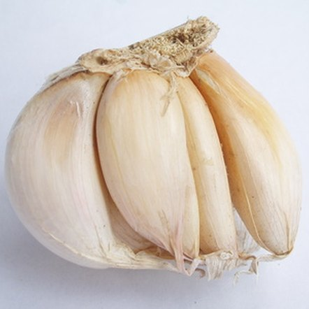 Garlic contains antioxidants that may become more powerful shortly after it is crushed.