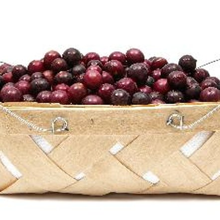 Muscadine grapes are packed with fiber.