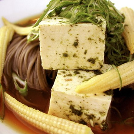 Pair tofu with other plant proteins to get all of the essential amino acids you need.